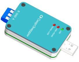 """Новый продукт - Преобразователь интерфейсов USB-RS485 """"CURS485-i"""""""
